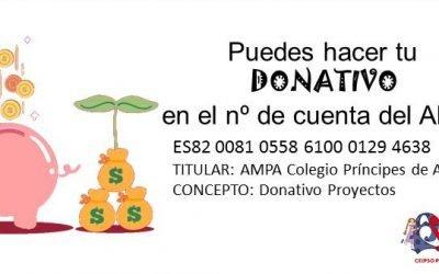 Campaña Recaudación de Fondos